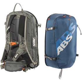 ABS s.LIGHT Compact Base Unit + s.LIGHT Compact Zip-On 30l Mochila, glacier blue